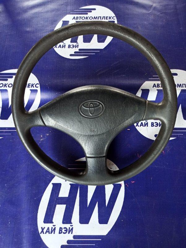 Руль Toyota Sprinter Carib AE95 4AFHE 1995 (б/у)