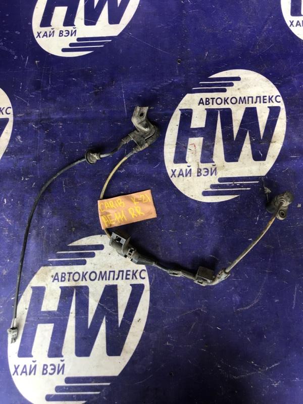 Датчик abs Toyota Sprinter Carib AE111 4A задний правый (б/у)