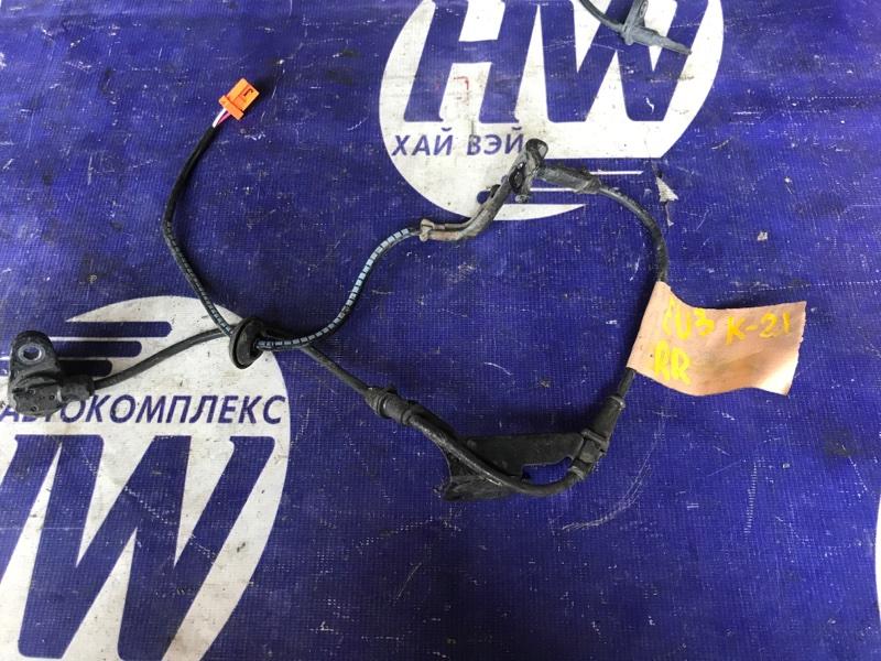 Датчик abs Honda Civic EU3 D17A задний правый (б/у)