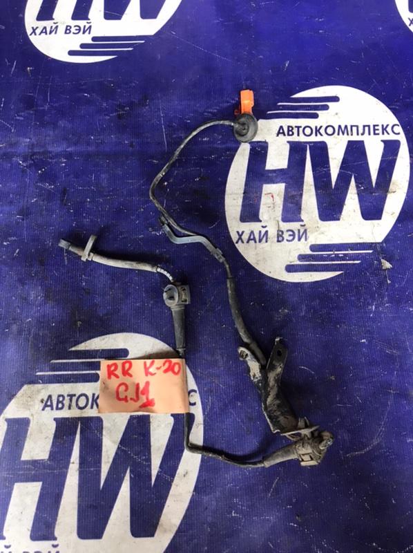 Датчик abs Honda Airwave GJ1 L15A задний правый (б/у)