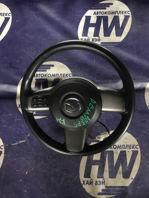Руль Mazda Demio DE3FS ZJ (б/у)