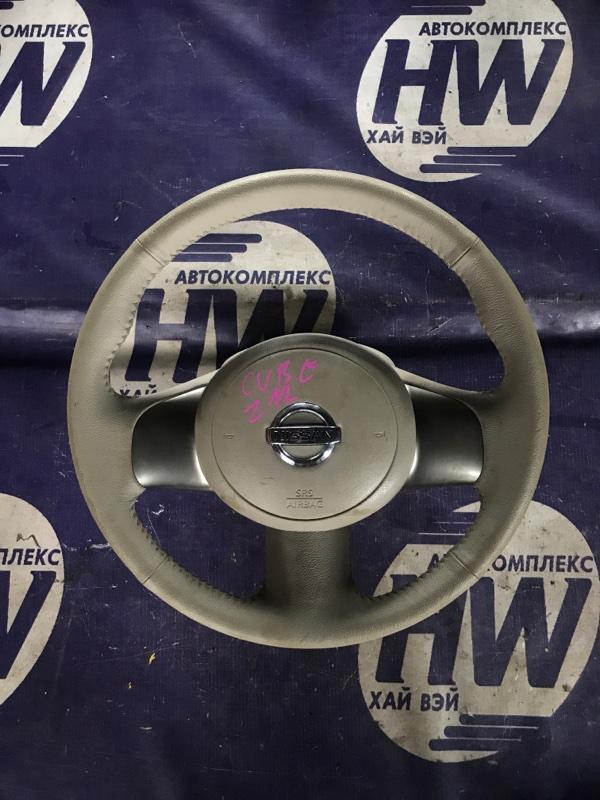 Руль Nissan Cube Z12 HR15 (б/у)