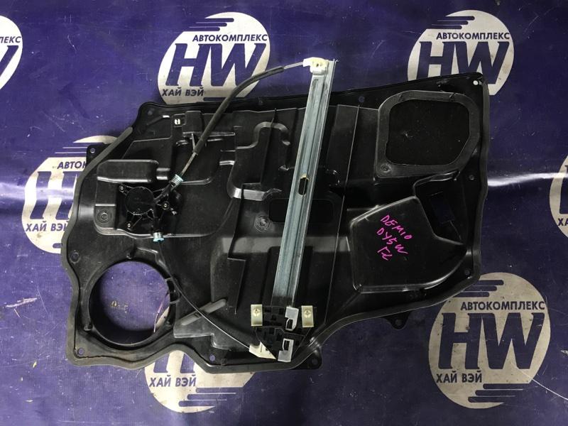Стеклоподъемник Mazda Demio DY5W ZY передний левый (б/у)