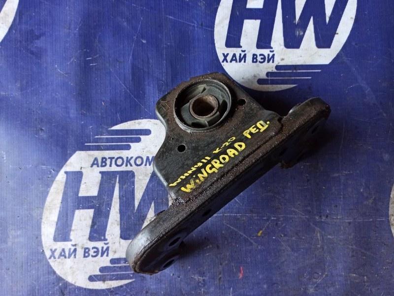 Крепление редуктора Nissan Wingroad WHNY11 QG18 1999 (б/у)