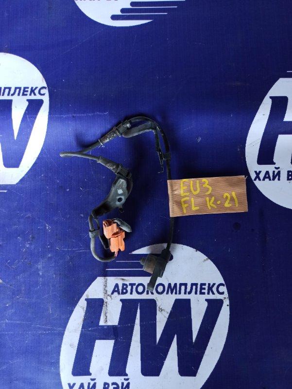 Датчик abs Honda Civic EU3 D17A передний левый (б/у)