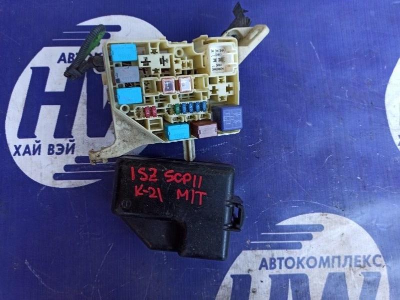 Блок предохранителей Toyota Platz SCP11 1SZ (б/у)