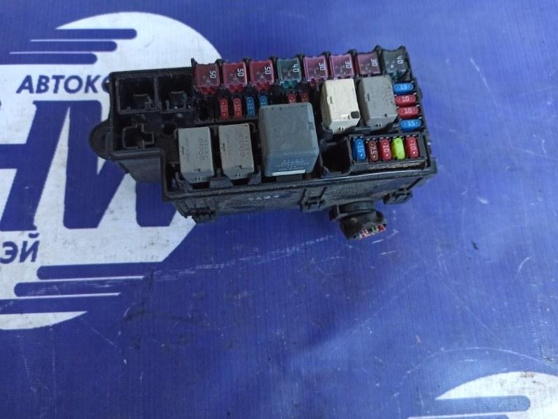 Блок предохранителей Toyota Bb QNC20 K3VE (б/у)