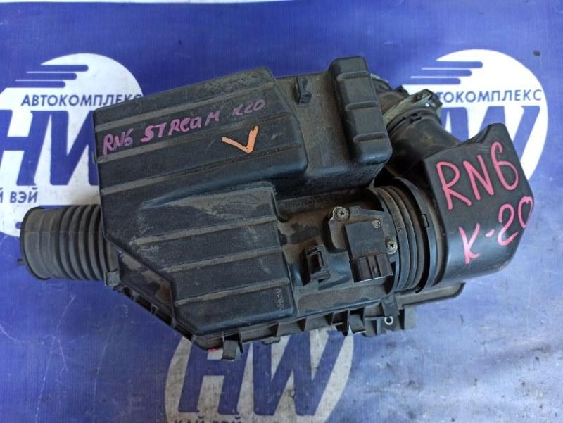 Корпус воздушного фильтра Honda Stream RN6 R18A (б/у)