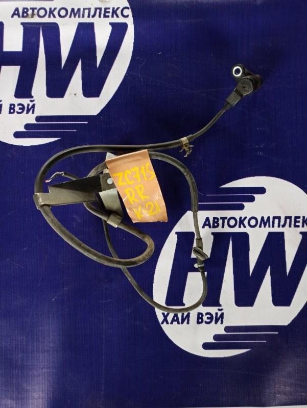 Датчик abs Suzuki Swift ZC71S K12B задний правый (б/у)