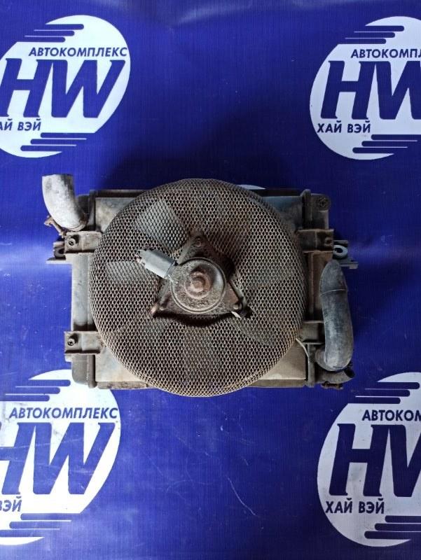 Радиатор Nissan Homy ARME24 TD27 (б/у)