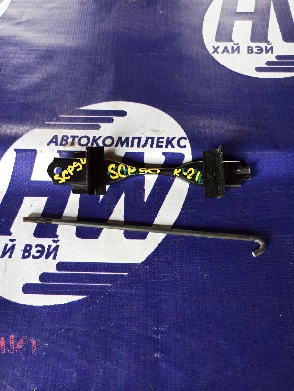 Крепление аккумулятора Toyota Vitz SCP90 2SZ (б/у)