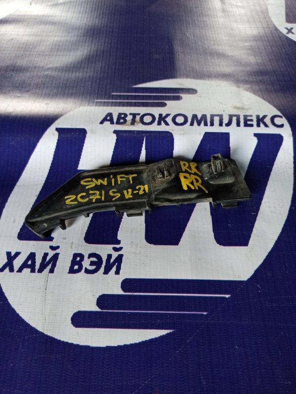 Крепление бампера Suzuki Swift ZC71S K12B заднее правое (б/у)