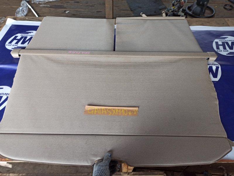 Шторка багажника Toyota Gaia SXM10 3S (б/у)