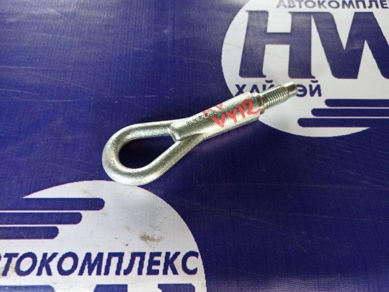 Крюк буксировочный Nissan Ad VY12 HR15 (б/у)