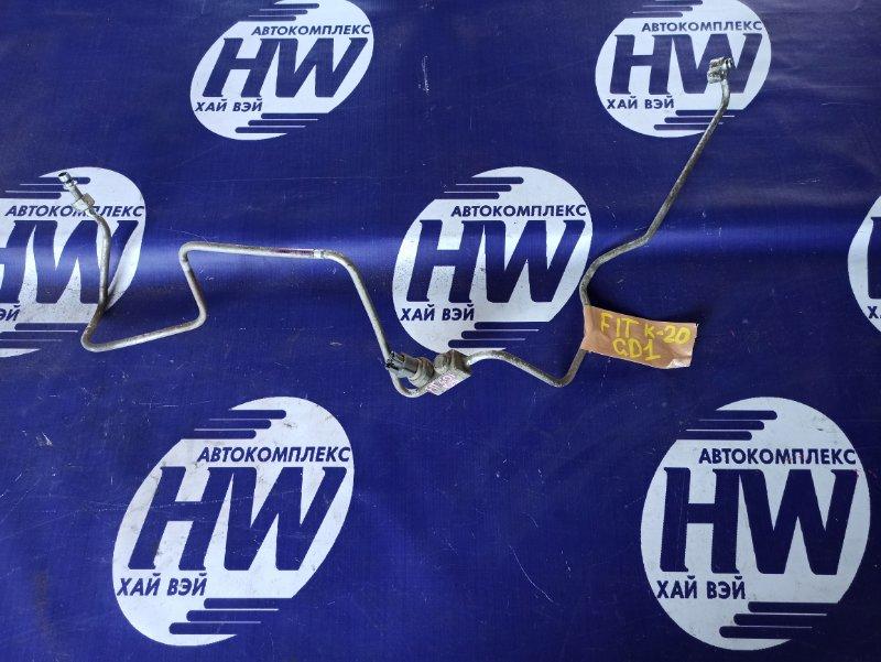 Шланг кондиционера Honda Fit GD1 L13A (б/у)