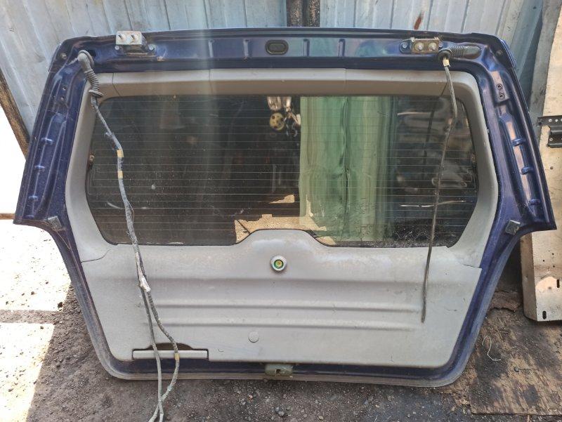 Дверь 5-я Subaru Forester SG5 2004 (б/у)