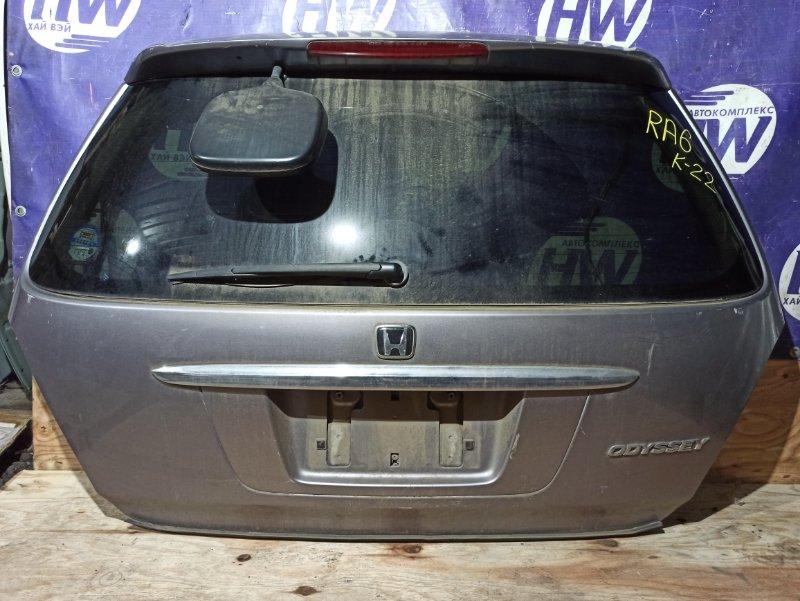 Дверь 5-я Honda Odyssey RA6 F23A (б/у)