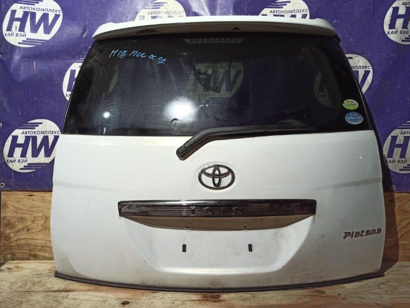 Дверь 5-я Toyota Isis ZNM10 1ZZ (б/у)