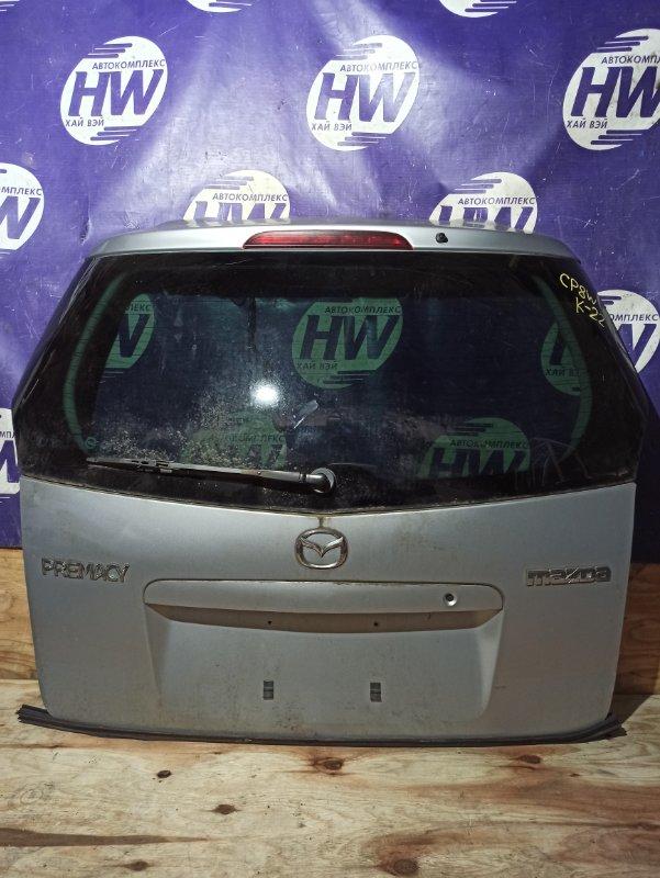 Дверь 5-я Mazda Premacy CP8W FP (б/у)