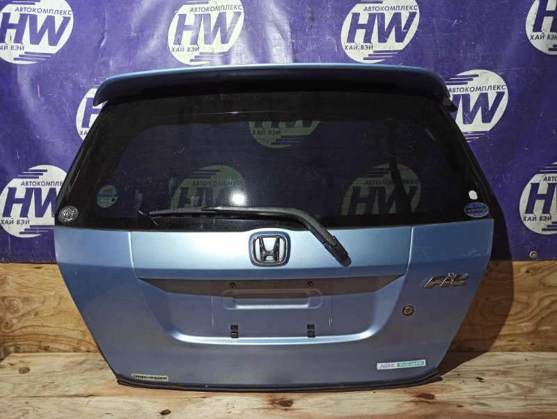 Дверь 5-я Honda Fit GD1 L13A (б/у)