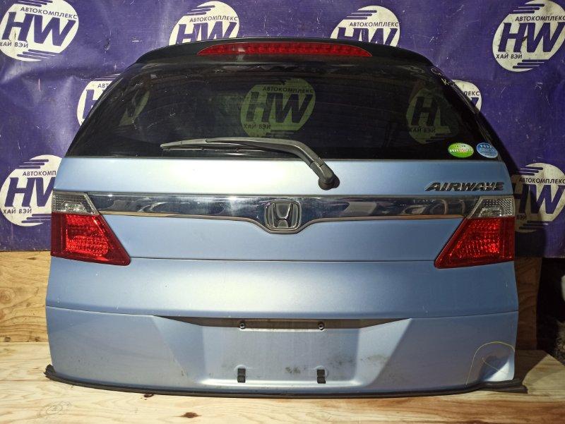 Дверь 5-я Honda Airwave GJ1 L15A (б/у)