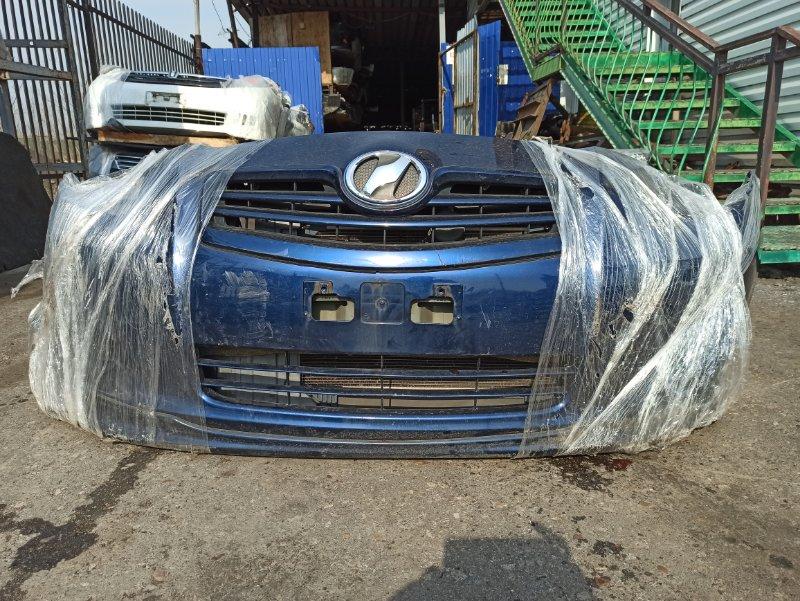 Ноускат Toyota Vitz SCP90 2SZ (б/у)