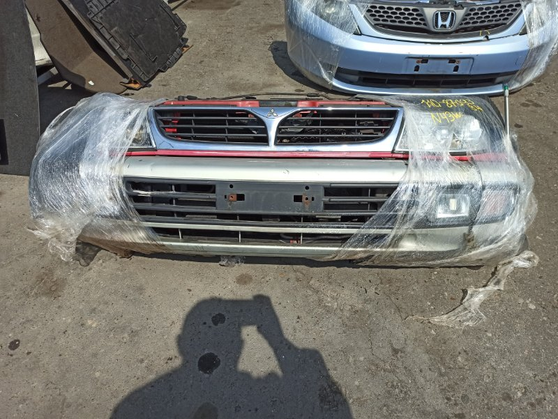 Ноускат Mitsubishi Chariot N43W 4G63T (б/у)