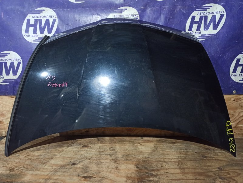 Капот Honda Airwave GJ1 L15A (б/у)