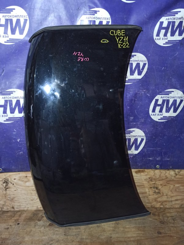 Капот Nissan Cube YZ11 HR15 (б/у)