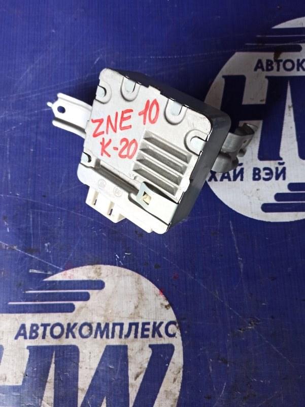 Блок управления рулевой рейкой Toyota Wish ZNE10 1ZZ (б/у)