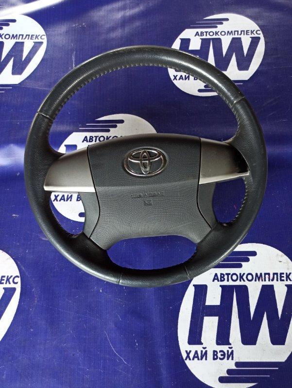 Руль Toyota Estima ACR50 2AZ (б/у)