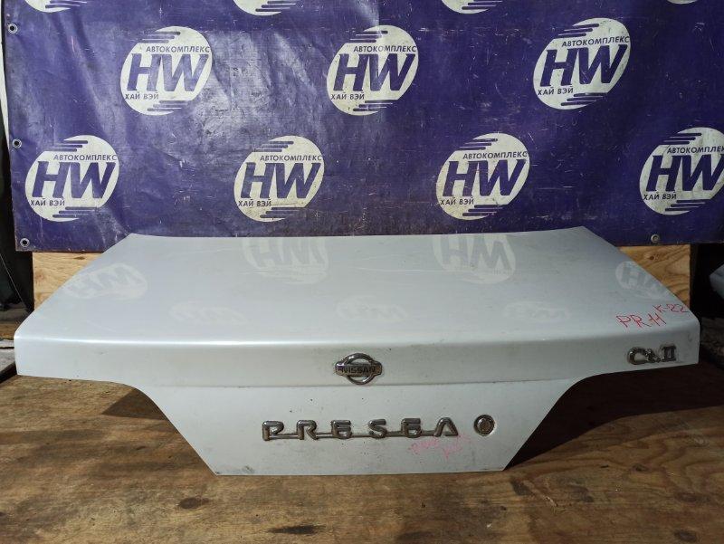 Крышка багажника Nissan Presea PR11 SR18 (б/у)