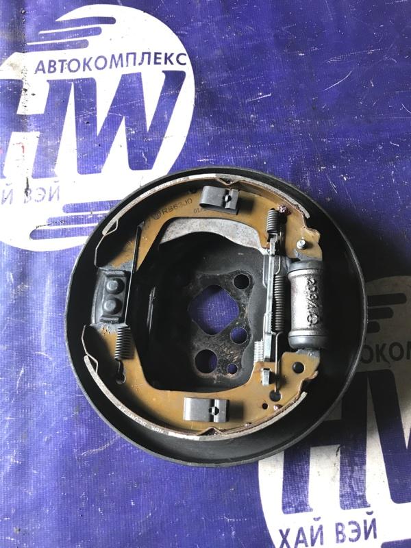 Ступица Suzuki Swift ZC71S K12B задняя правая (б/у)