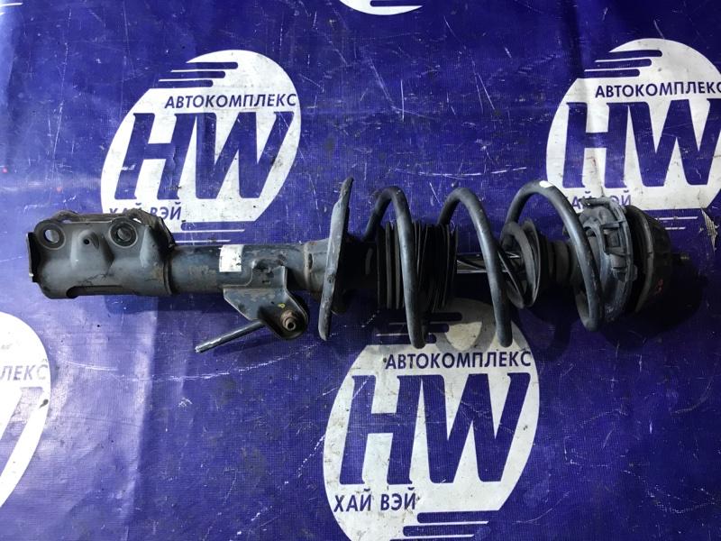 Стойка Honda Fit GD1 L13A передняя правая (б/у)