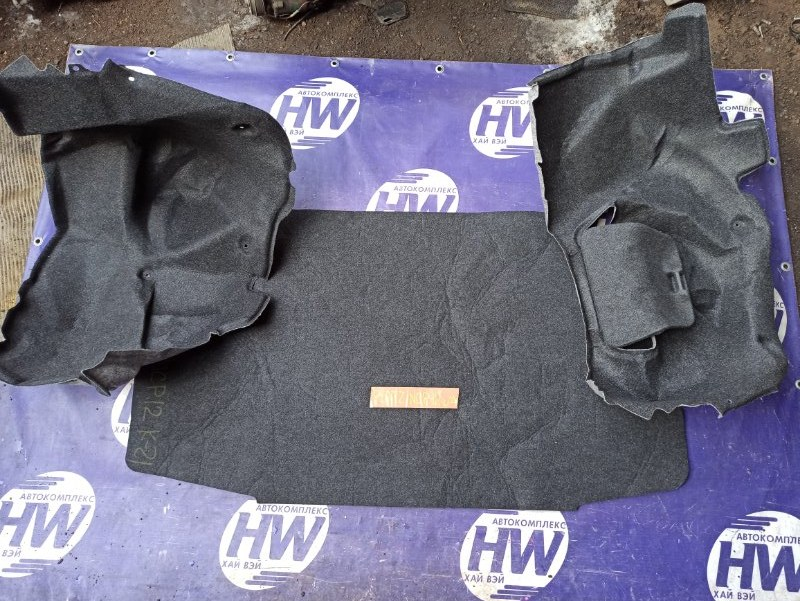 Обшивка багажника Toyota Platz SCP11 1SZ (б/у)