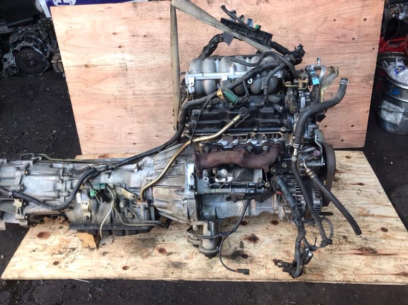 Двигатель Nissan Elgrand NE51 VQ35 (б/у)