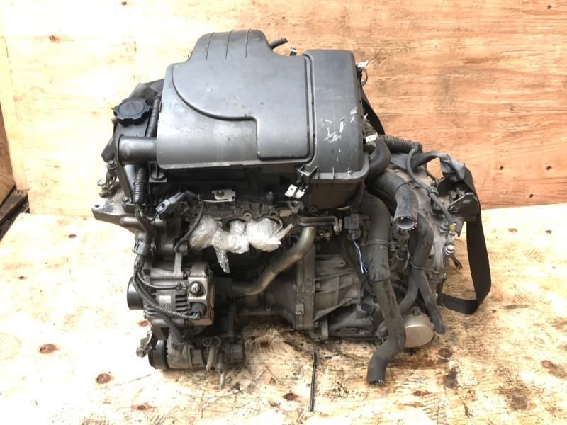 Двигатель Toyota Vitz KSP90 1KR (б/у)