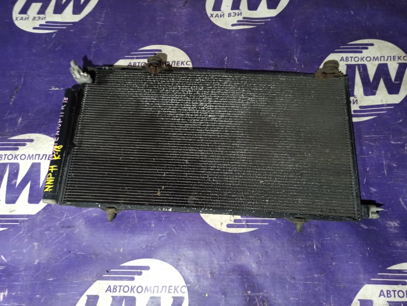 Радиатор кондиционера Toyota Porte NNP11 1NZ (б/у)