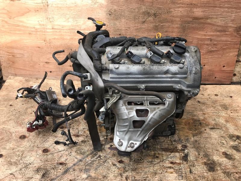 Двигатель Toyota Ractis NCP120 1NZ (б/у)