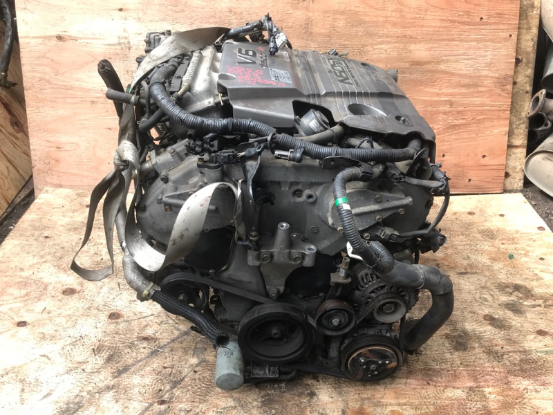 Двигатель Nissan Cefiro PA33 VQ25 (б/у)