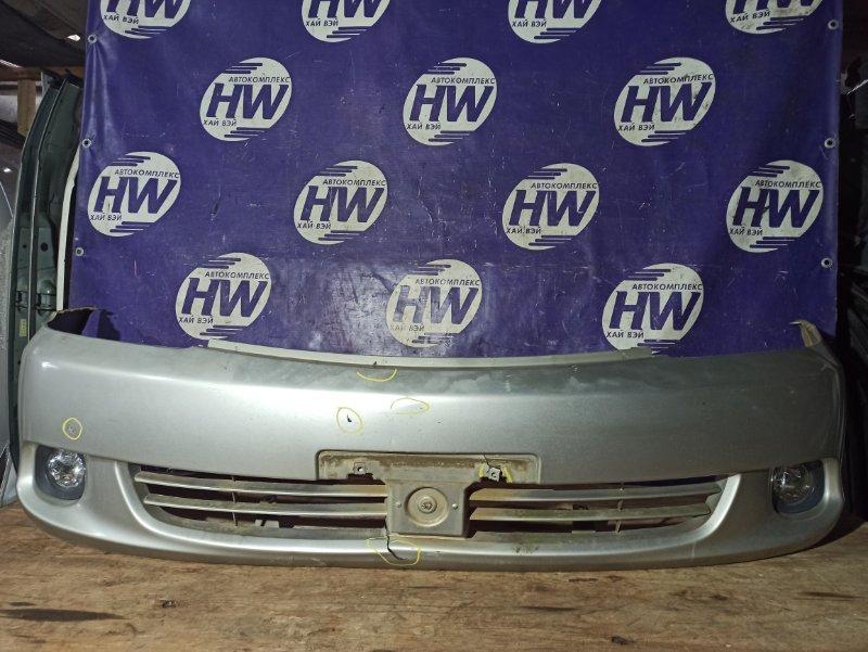 Бампер Toyota Allion NZT240 1NZ 2003 передний (б/у)