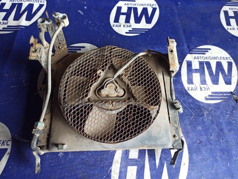 Радиатор кондиционера Mitsubishi Canter FB511B 4M40 (б/у)