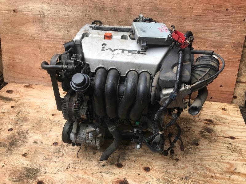 Двигатель Honda Stream RN3 K20A (б/у)