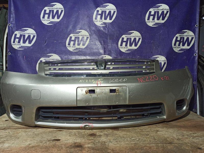 Бампер Toyota Raum NCZ20 1NZ передний (б/у)
