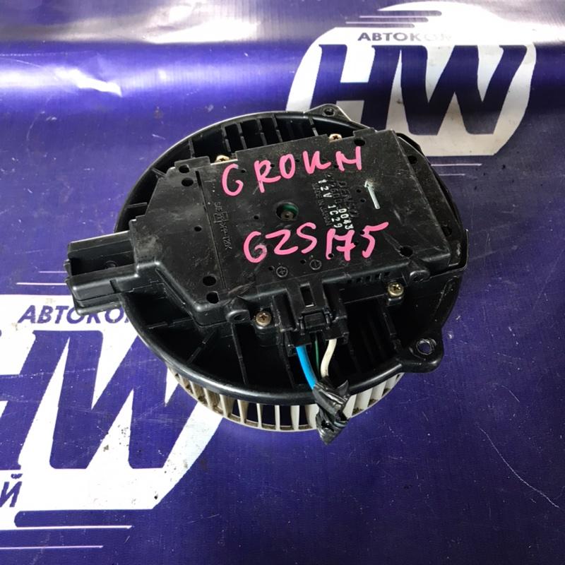 Мотор печки Toyota Crown JZS175 2JZFSE (б/у)