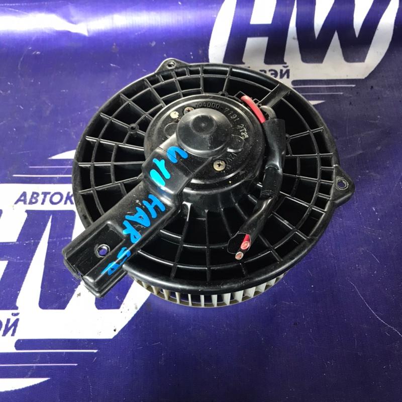 Мотор печки Toyota Harrier MCU10 1MZ (б/у)