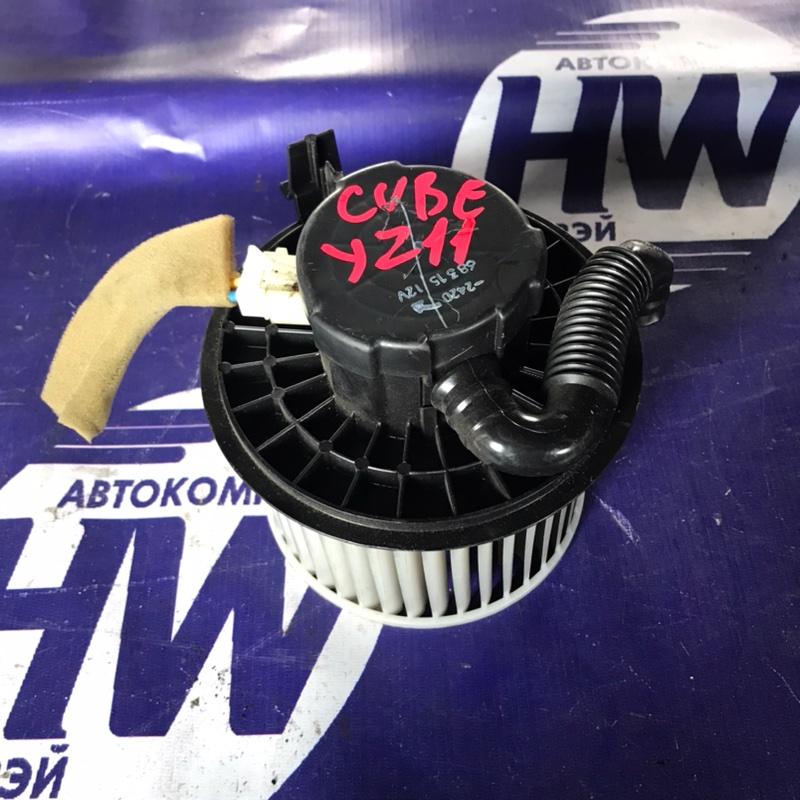 Мотор печки Nissan Cube YZ11 HR15 (б/у)