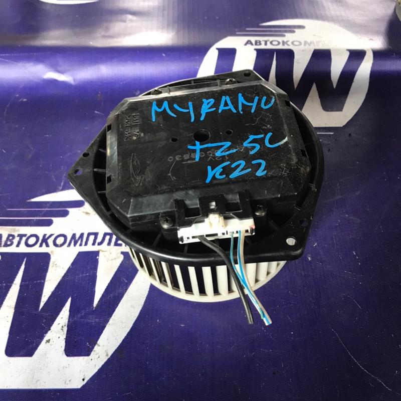 Мотор печки Nissan Murano TZ50 QR25 (б/у)