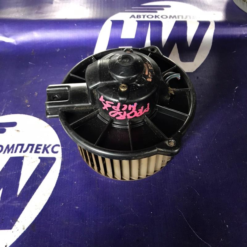 Мотор печки Toyota Probox NCP51 1NZ (б/у)