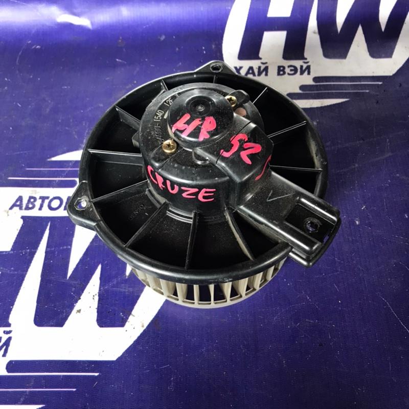 Мотор печки Suzuki Chevrolet Cruze HR52S M13A (б/у)